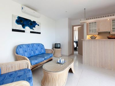 Photo for Apartment in Pego with Parking, Internet, Washing machine, Air conditioning (90393)