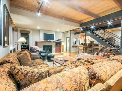Photo for Discounted Steamboat Lift Tickets - Highly rated townhome with private hot tub.