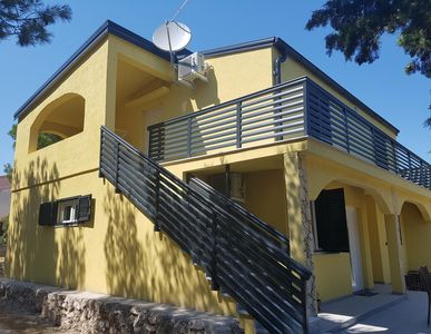 Photo for Villa Niva, Apartment for 2 + 2 persons, 500m to the beach