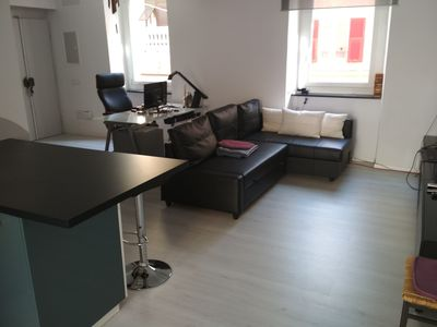 Photo for Luxury flat in the heart of Nervi