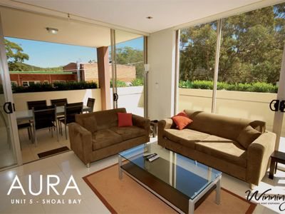 Photo for Shoal Bay Road, Aura Apartments, Unit 05, 59