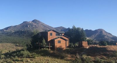 Photo for Pikes Peak Resort - Eagle Crest Cabin - Where Luxury & Wilderness Meet