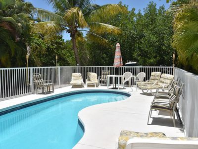Photo for Coconut Cottage🥥Ocean Side, Private Pool&Dock, HotTub on Balcony,Close to Beach