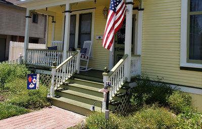 Photo for Charming Victorian Cottage in Old Towne Orange Historic District