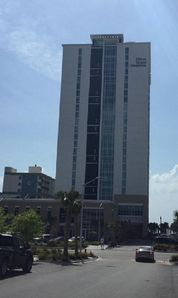Photo for Beautiful Ocean front Hotel by Hilton