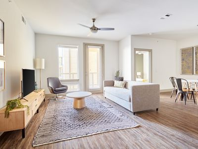 Photo for Sonder | East 5th | Bright 2BR + Pool