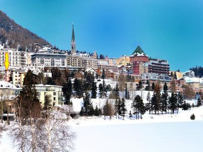 Photo for Holiday apartment St. Moritz for 4 - 5 persons with 2 bedrooms - Holiday apartment