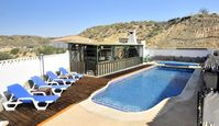 Lovely family friendly villa. Everything you need provided.