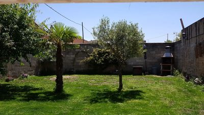 Photo for Rural house Villa de Ambel full rental. 300m2 just for you with garden and bbq