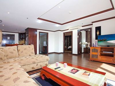 Photo for Holiday apartment Pattaya for 1 - 4 persons with 2 bedrooms - Holiday apartment
