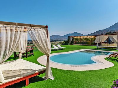Photo for holiday home, Kolymbia  in Rhodos - 10 persons, 4 bedrooms