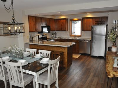 Photo for newly remodeled chalet at the woods close to the village of Ellicottville
