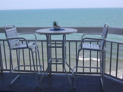 Photo for Newly Renovated Oceanfront 2 Bedroom Condo @ Water's Edge Resort in Garden City
