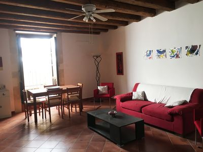 Photo for Apartment in the very heart of historic centre