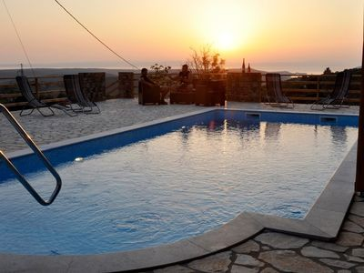 Photo for In the center of Mundanije with Internet, Pool, Air conditioning, Parking (702982)