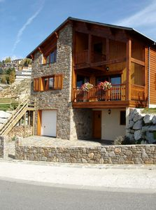 Photo for Large chalet in residential area