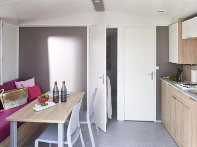 Photo for Camping L'Arbre d'Or **** - Mobile home air conditioned 2 rooms 2/4 people