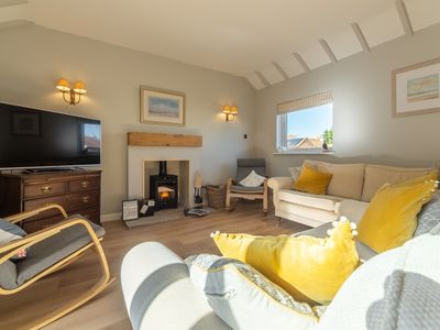 Photo for An immaculate, well equipped three-bedroom home in the centre of Brancaster.