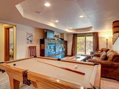 Photo for French Creek Hideaway - Kitchenette & Pool Table!