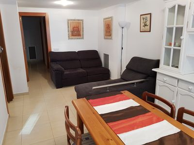 Photo for SANT PERE PESCADOR: APARTMENT 5 PLACES WITH 2 BEDROOMS, TERRACE AND SWIMMING POOL