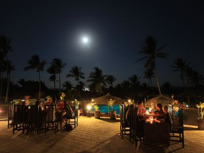 "BLUE MOON"" Beach – Holiday Resort"