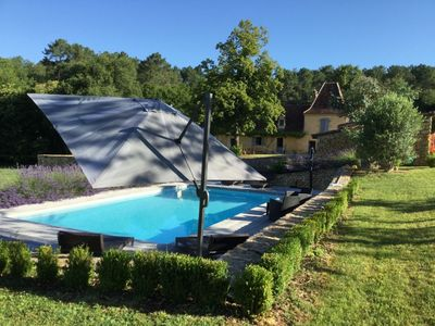 Photo for La Sablonniere Exceptional Charming House with Heated Pool