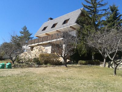 Photo for Stylish chalet in the mountains of Madrid.