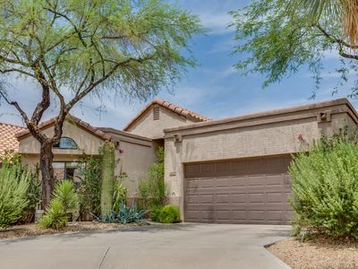 Photo for UNIQUE ARTISTIC VILLA in NORTH SCOTTSDALE LOCATION!