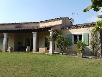 Photo for In the heart of the Alpilles, provencal villa of 140 m2
