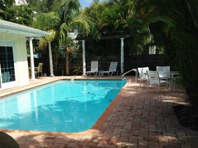 Photo for Beachy Keen 408 - Private home 3 Bedroom/ 2 Bath with private pool, maximum occupancy of 6 people.