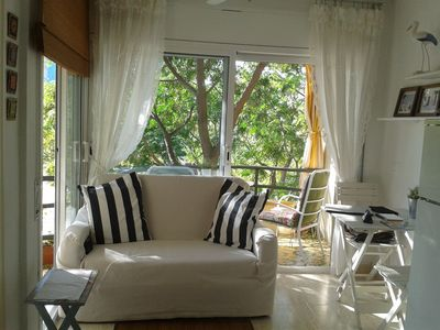 Photo for One bedroom apartment in Costa Brava, Platja d'Aro, 5 min from the beach .