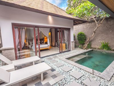 Photo for Umalas Villa In The Middle of Seminyak and Canggu, Your Honeymoon Getaway