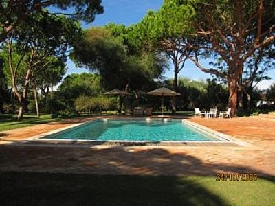 Photo for Luxurious Villa with Private Heated Pool and Beautiful Gardens