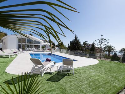 Photo for Villa Plata - Brand new luxury villa with heated pool and amazing views