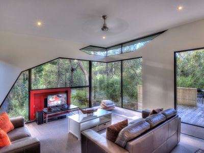 Photo for Located at the base of the Wineglass Bay walking track. Wifi. Close to beach