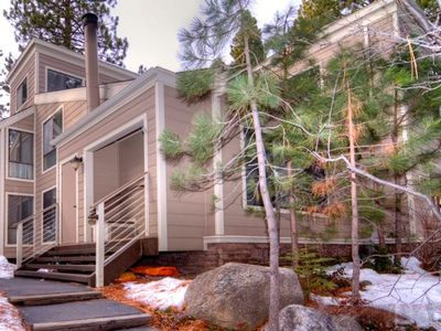 Photo for Incline Village: Forest Pines Condo.  Walk to the Lake.