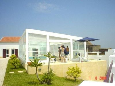 Photo for Holiday house São Pedro da Cadeira for 4 - 8 persons with 2 bedrooms - Holiday house