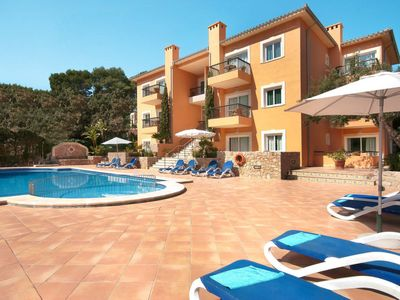Photo for Apartment Pinos Altos (CSV137) in Cala San Vicente - 6 persons, 2 bedrooms