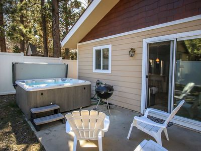 Photo for *MOUNTAIN TIME~CENTRAL SERENE COTTAGE~Hot Tub~Fenced Yard~