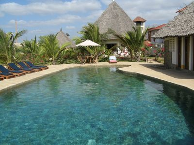 Photo for Holiday villa in Kenya in a fantastic location including Wi-Fi