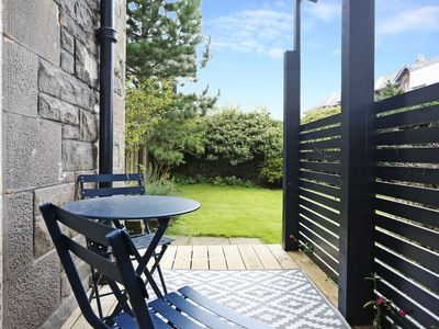 Photo for Luxury House with Patio next to North Berwick Beach