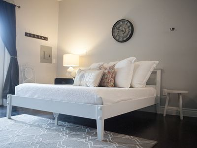 Photo for Cozy and Cute Studio minutes from downtown