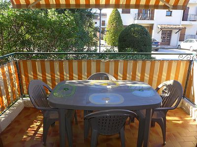 Photo for 2 bedroom Apartment, sleeps 4 in Saint-Cyr-sur-Mer with WiFi