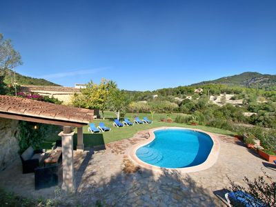 Photo for Sa Ferreta - Country house for 8 people in Felanitx