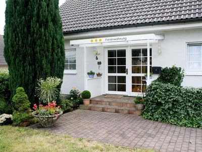 Photo for Apartment Rüber for 2 - 4 people with 2 bedrooms - Apartment in a detached Zweifa