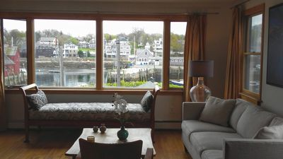 Photo for Tranquil VIEWS - HEART OF HISTORICAL ROCKPORT  with Reserved Parking
