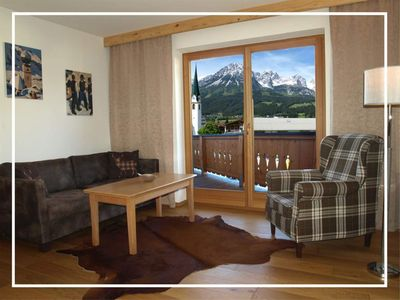 "Photo for Apartment Golden Eagle 70m² / 2 bedrooms / 2 baths / balcony - Imperial Chalet ""The Golden Eagle"""