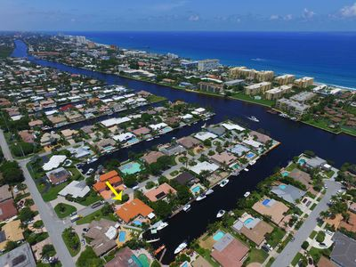 Photo for Waterfront South Florida Getaway! Close to Boca and Ft Lauderdale!