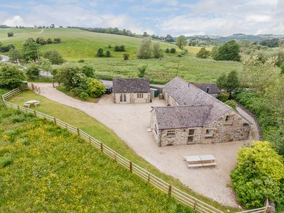 Photo for Tissington Ford Barn, Bradbourne, Derbyshire DE6 1NP Sleeps 12