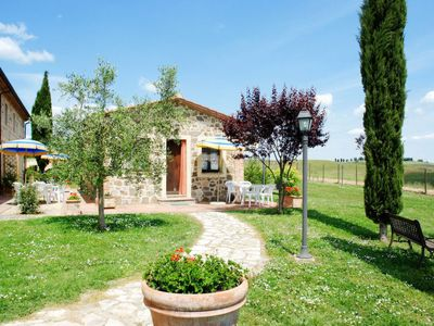 Photo for Vacation home Podere Jacopo (MVC270) in Montecatini Val di Cecina - 4 persons, 1 bedrooms